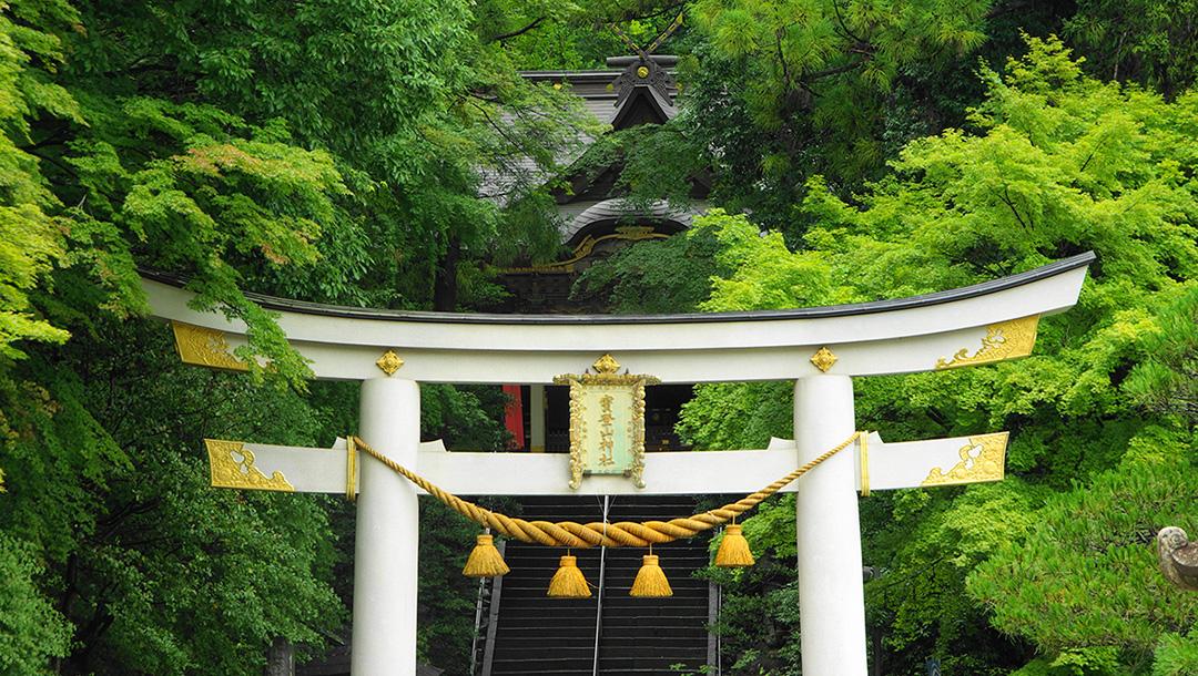 寳登山神社の祈りの心