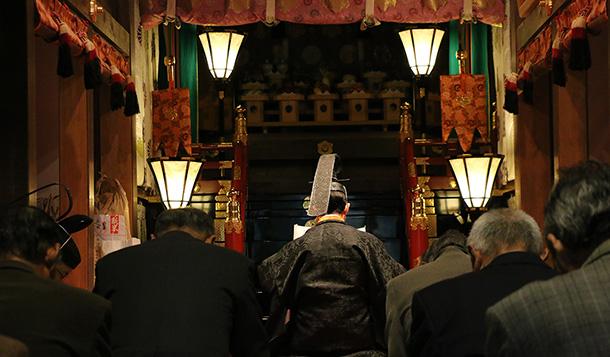 3月1日 産業祈年祭