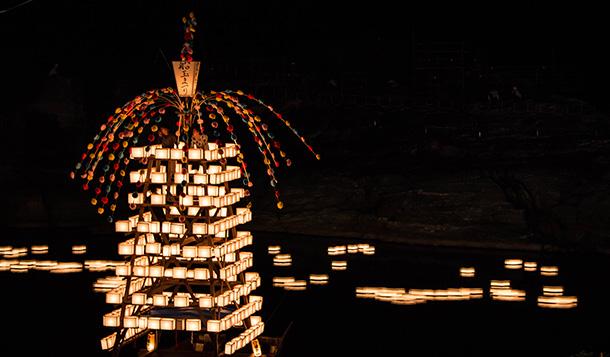 8月15日 船玉祭