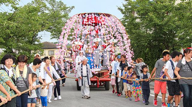 7月20日 八坂大祭(お祇園)