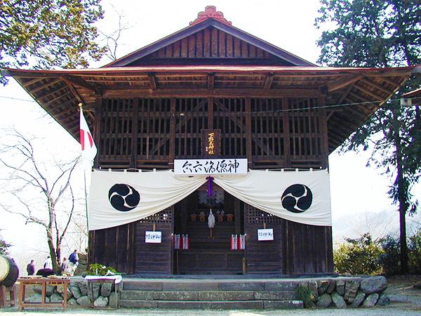 下野上神社