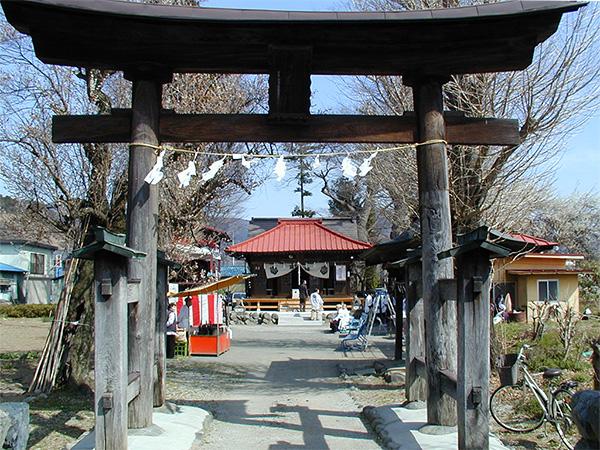 武野上神社